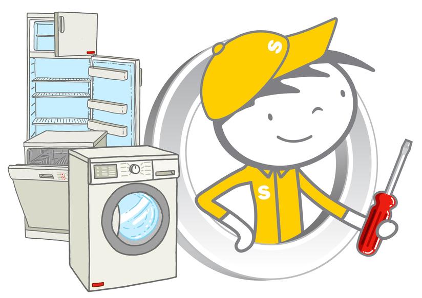 Reparación de electrodomésticos Valladolid ofrece servicio técnico de lavadoras